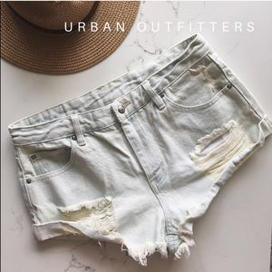 ✔️NWT • Urban Outfitters Some Days Lovin shorts